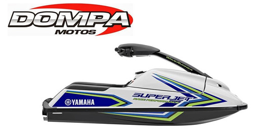 yamaha super jet wave runner competicion modelo 2018 dompa