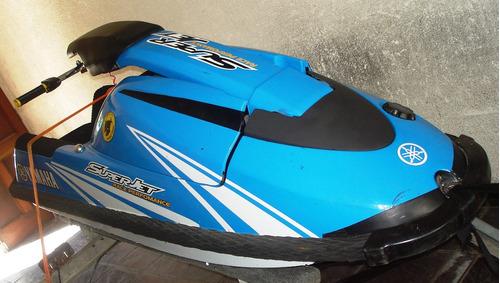 yamaha superjet 2001 jet ski  super jet  jetski helice inox