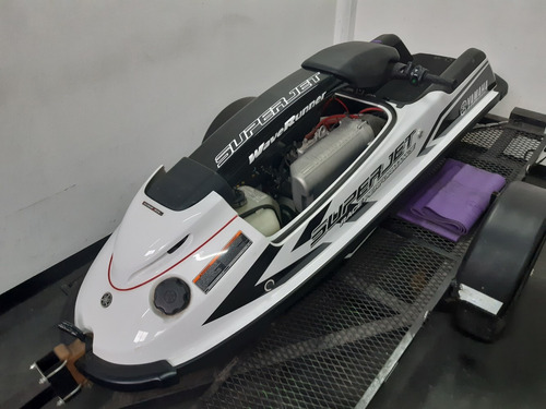 yamaha superjet 700 wave runner con trailer hcg