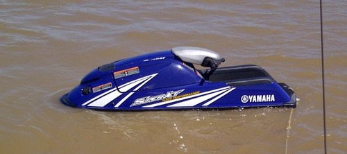 yamaha superjet 701 race performance (jet ski)