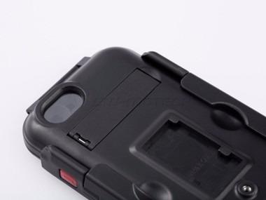 yamaha sw motech porta iphone 6,s carcasa rigida moto