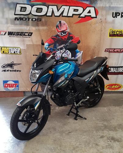 yamaha sz r 150 no fz delivery calle naked dompa motos
