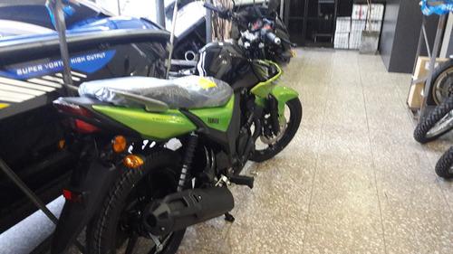 yamaha sz - rr 150 0km 2017  motoswift