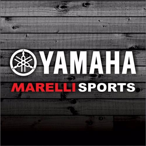 yamaha sz rr 150, 12 y 18 cuotas 0km marellisports