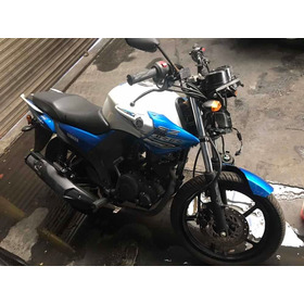 Yamaha Sz Rr 150 2017 De Baja