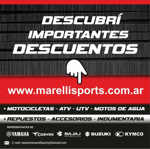 yamaha sz rr 150 2018 0km marellisports