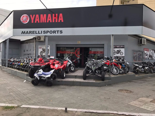 yamaha sz rr 150 2019 marelli sports, 12 y 18 sin interés