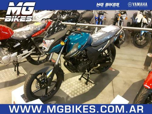 yamaha sz rr 150 verde 0km - mg bikes