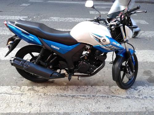 yamaha sz rr 2019 blue core (color azul)