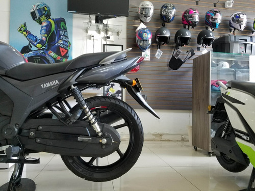 yamaha szr 150 2017 special edition red line