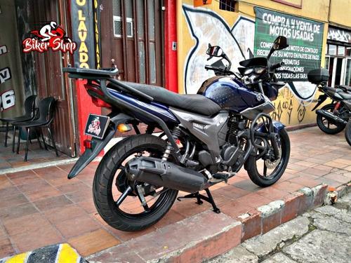 yamaha szr 16  modelo 2014 exelente estado biker shop