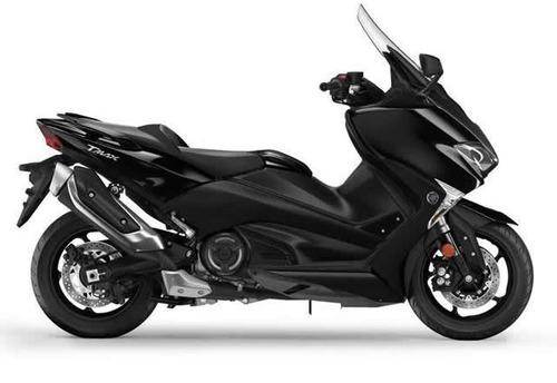 yamaha t max dx 0km  modelos 2019 en color negro mate !!!