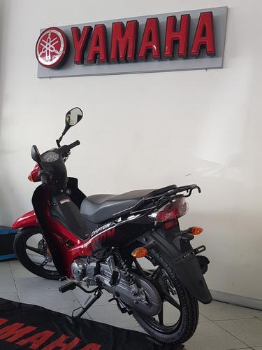 yamaha t110 new crypton azul 0 km 2018  automoto lanus