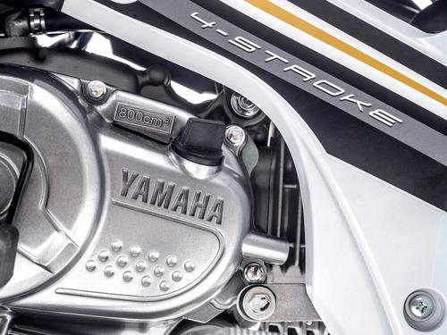 yamaha t110 new crypton full 0km