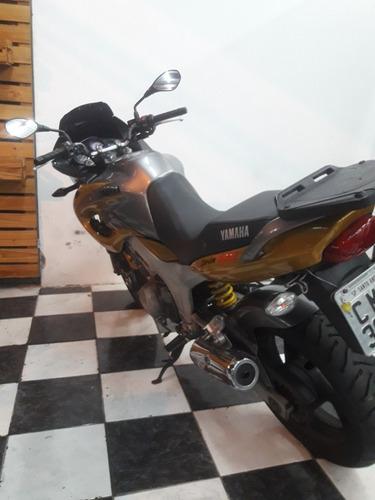 yamaha tdm 850 1998 amarela tebi motos