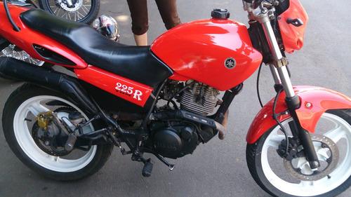 yamaha tdm225 customizada