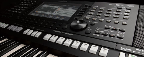 yamaha teclado estacion de trabajo psr s775 con envio