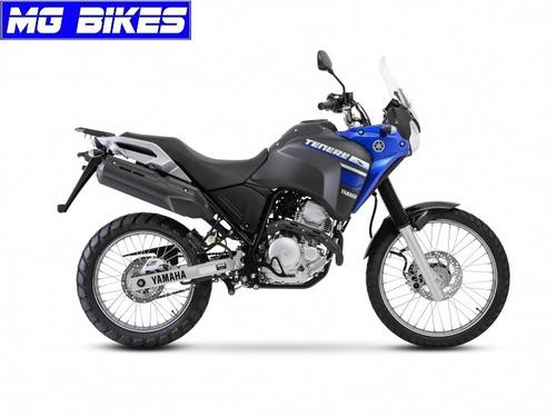 yamaha tenere 250 0km - única unidad disponible - mg bikes!