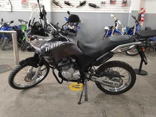 yamaha tenere 250 2016 usada con 15.500km en mg bikes