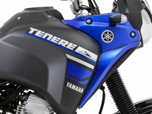 yamaha tenere 250 okm azul entrega inmediata