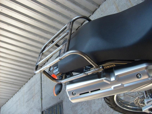 yamaha tenere 250 top case 38lt aluminio y top rack