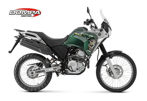 yamaha tenere 250 xtz 250 0 km trial dompa motos