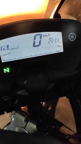 yamaha tenere 250cc 2200km cubre carter y defensa protectora
