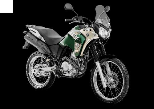 yamaha trial motos
