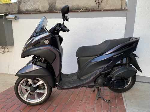 yamaha tricity scooter 2015