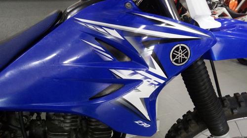 yamaha ttr 230 2013 delisio motos