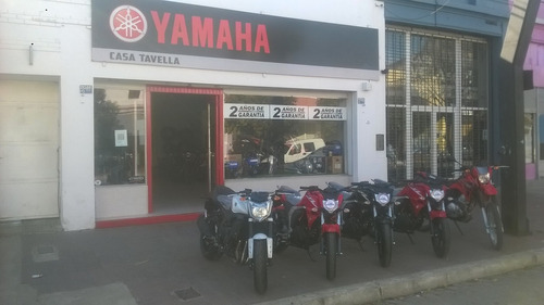 yamaha ttr 230 2018 - con luz - casa tavella - ttr
