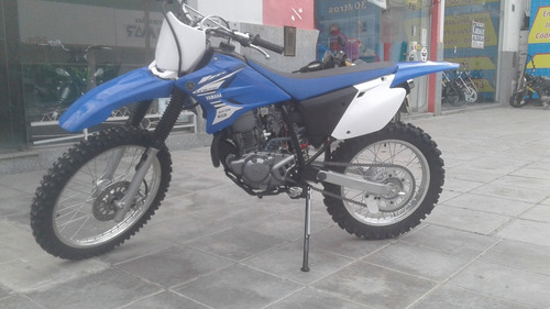 yamaha ttr 230 azul