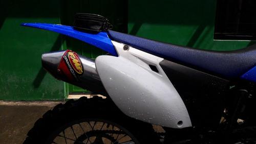 yamaha ttr 230 con accesorios