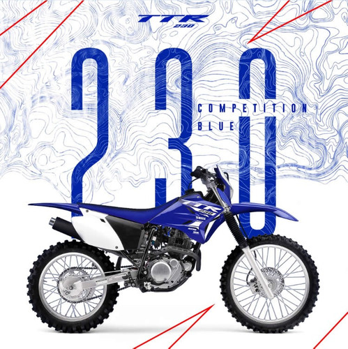 yamaha ttr 230 okm 2020