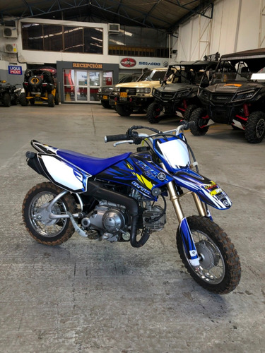 yamaha ttr 50 impecable