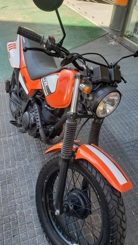 yamaha tw 200