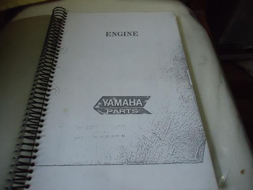 yamaha tx 650 manual catalogo