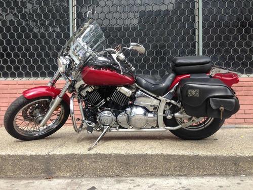 yamaha v star 650 cc