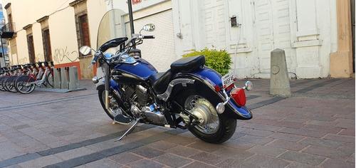 yamaha v star clasic 650 cc año 2007