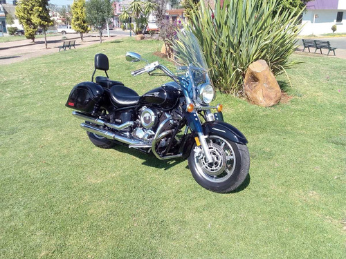 yamaha v-star silverado 1100cc. motos arandas.cel.3481006028