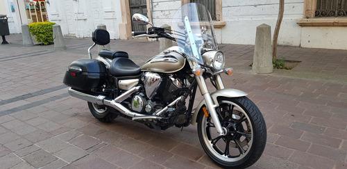 yamaha v star tourer 950 cc año 2010