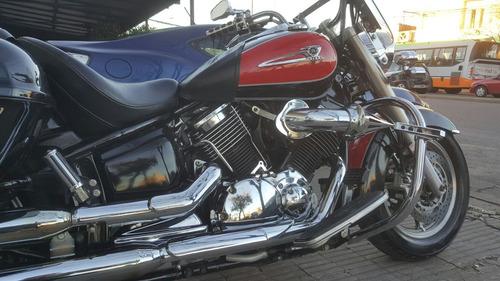 yamaha v stars 1100 (2004 rodada 2012 ) motorhaus