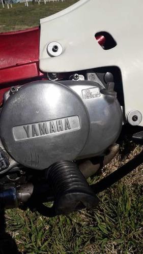 yamaha v80 no econo no dax