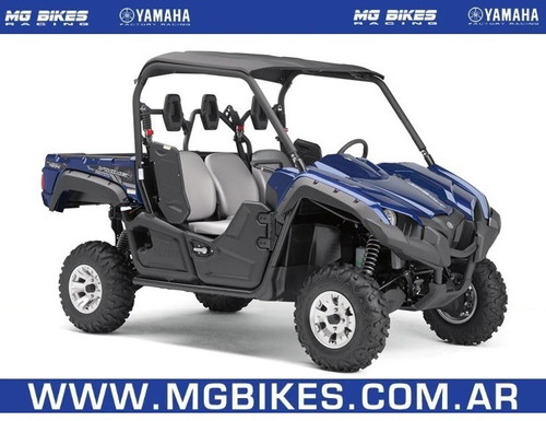 yamaha viking eps special edition 2017 - mg bikes!