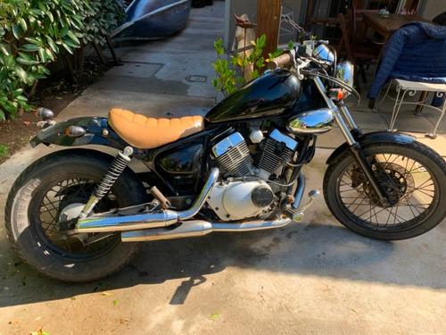 yamaha virago 250 cc.
