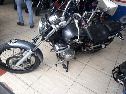 yamaha virago  250cc - 2000 financia, troca e aceita cartão