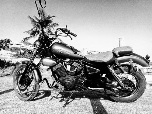 yamaha virago 250cc 2001 custom livre ipva motor v japonesa