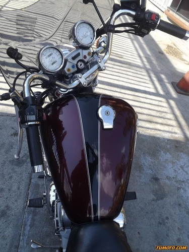 yamaha virago 501 cc o más