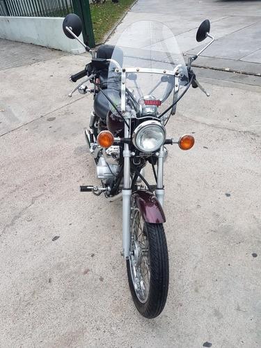 yamaha virago xv 250cc star como nueva