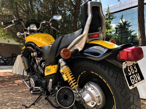 yamaha vmax - 4 cilindros 1200cc v-boost - la plata